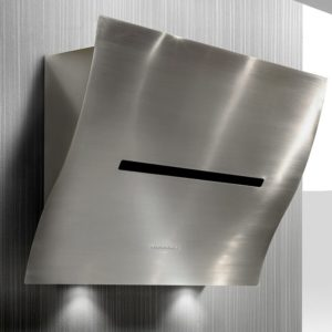 Air Uno BOHEME STAINLESS STEEL 80cm Decorative Chimney Hood – STAINLESS STEEL
