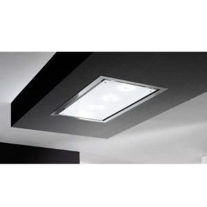 Air Uno OTELLO WH STAINLESS STEEL 90cm Otello Ceiling Hood – STAINLESS STEEL