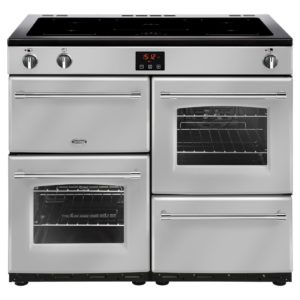 Belling FARMHOUSE 100EISIL 4143 100cm Induction Range Cooker – SILVER