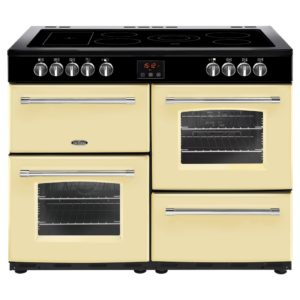 Belling FARMHOUSE 110ECRM 4150 110cm Ceramic Range Cooker – CREAM