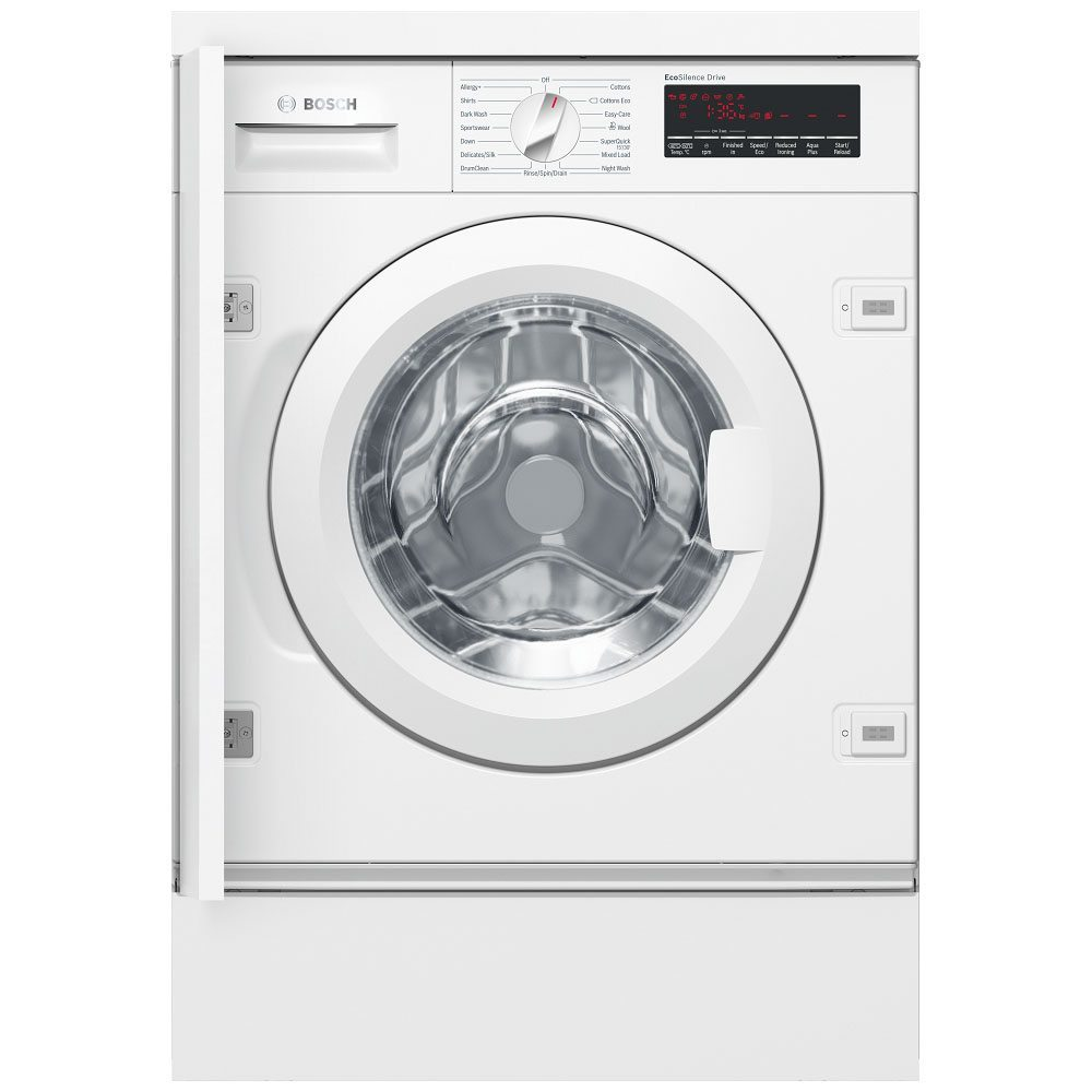 Bosch WIW28501GB 8kg Serie 8 Fully Integrated Washing Machine