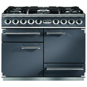 Falcon F1092DXDFSL/NM 1092 Deluxe Dual Fuel Range Cooker – SLATE