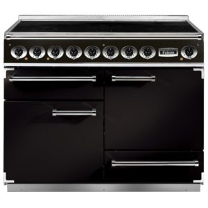 Falcon F1092DXEIBL/C 1092 Deluxe Induction Range Cooker – BLACK
