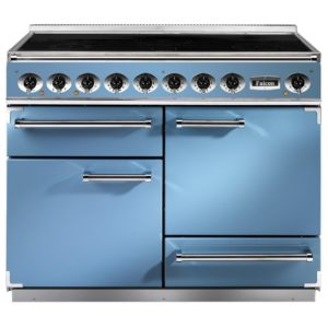 Falcon F1092DXEICA/N 1092 Deluxe Induction Range Cooker – BLUE