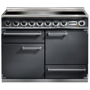 Falcon F1092DXEISL/N 1092 Deluxe Induction Range Cooker – SLATE