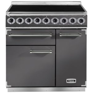 Falcon F900DXEISL/N 900 Deluxe Electric Induction Range Cooker – SLATE
