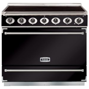 Falcon F900SEIBL/C 90cm Single Cavity Electric Induction Range Cooker – BLACK