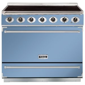 Falcon F900SEICA/N 90cm Single Cavity Electric Induction Range Cooker – BLUE