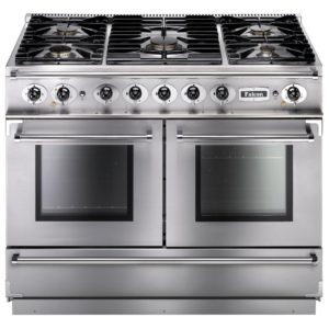 Falcon FCON1092DFSS/CM Continental 1092 Dual Fuel Range Cooker – STAINLESS STEEL