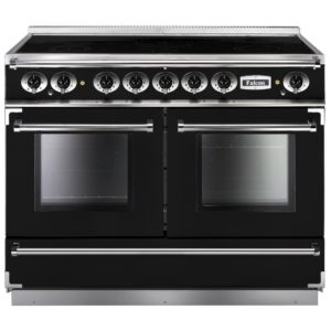 Falcon FCON1092EIBL/C-EU Continental 1092 All Electric Induction Range Cooker – BLACK