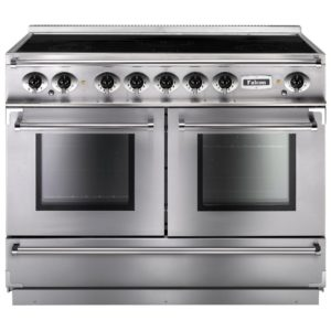 Falcon FCON1092EISS/C-EU Continental 1092 All Electric Induction Range Cooker – STAINLESS STEEL