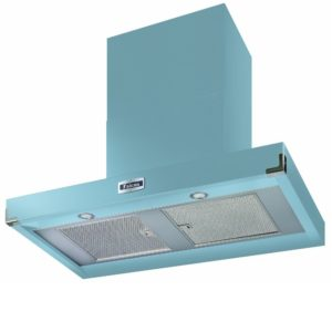 Falcon FHDCT1090CA/N Contemporary Chimney Hood 1090mm – BLUE