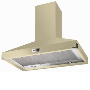 Falcon FHDSE900CR/C Traditions 900 Super Extract Chimney Hood – CREAM