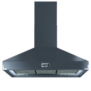 Falcon FHDSE900SL/N Traditions 900 Super Extract Chimney Hood – SLATE