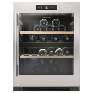 Fisher Paykel RF106RDWX1 60cm Freestanding Dual Zone Wine Cooler – STAINLESS STEEL