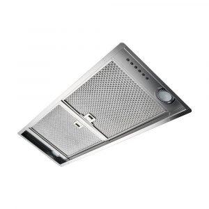 Mercury FM900 90cm Canopy Hood – STAINLESS STEEL