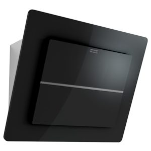 Franke FMPL606BKB 60cm Maris Plus Angled Cooker Hood – BLACK