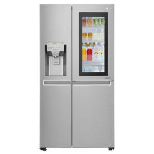 LG GSX961NSAZ Instaview Door In Door American Style Fridge Freezer Non Plumbed – STAINLESS STEEL