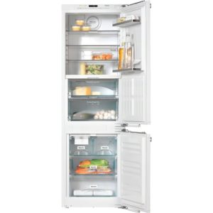 Miele KFN37692IDE 177cm Integrated 70/30 Frost Free Fridge Freezer