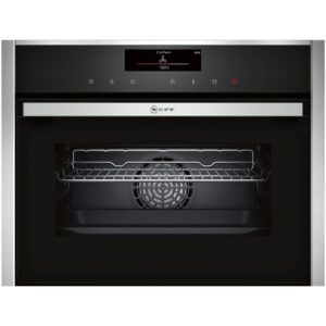 AEG KSE882220M Built In Compact Steam Combination Oven – STAINLESS STEEL