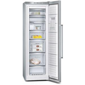 Siemens GS36NAI31 IQ-500 60cm Freestanding Frost Free Freezer – STAINLESS STEEL