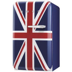 Smeg FAB10LUJ 55cm Union Jack Retro Refrigerator Left Hand Hinge – UNION JACK