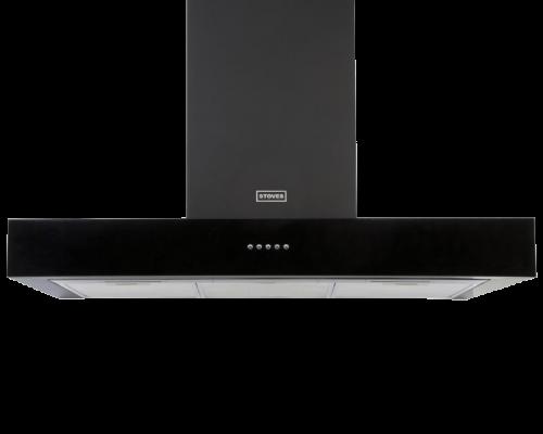 Stoves-S900STERLINGFLATBLKMK2