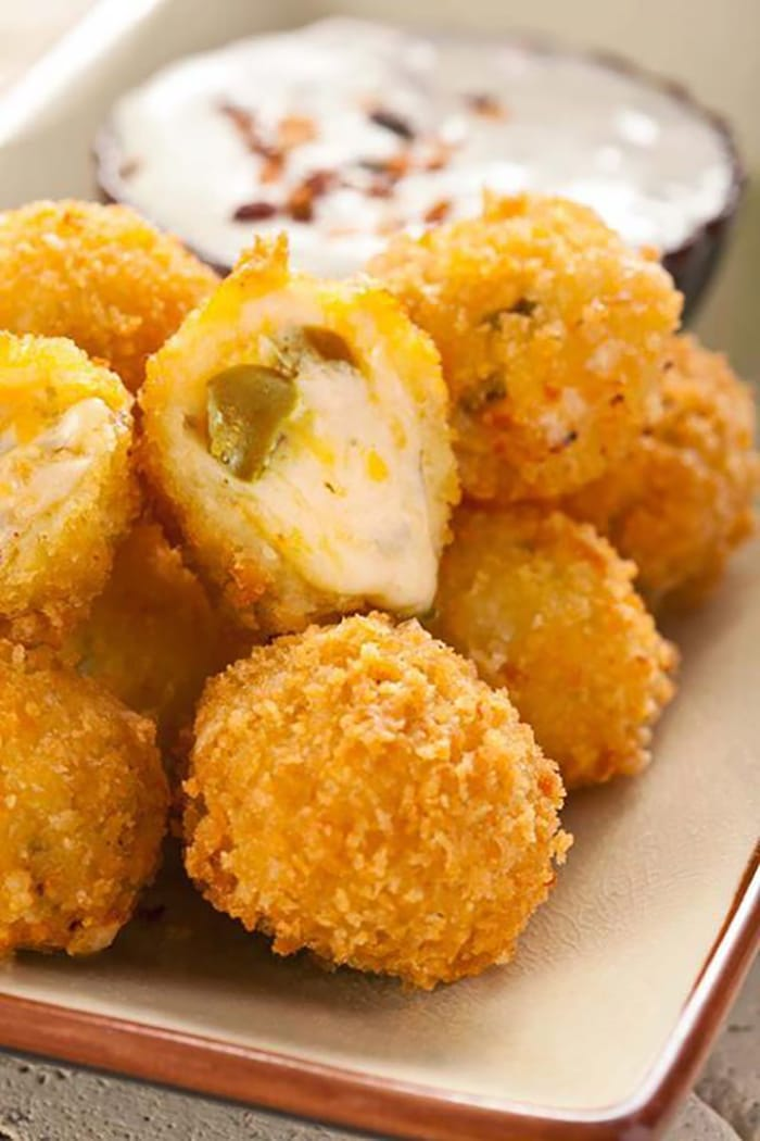 Fritters - Recipes - Jalapeno Cheese - Appliance City