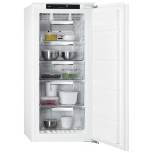 AEG ABB8121VNF 122cm Integrated In Column Frost Free Freezer