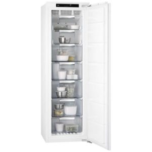 AEG ABS8182VNC 178cm Integrated In Column Frost Free Freezer