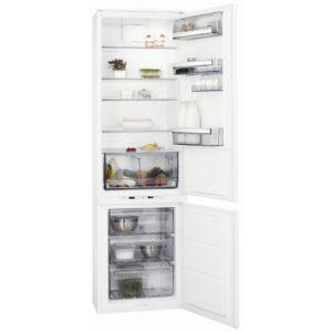 AEG SCE8191VTS 185cm Integrated 70/30 Frost Free Fridge Freezer