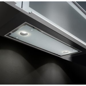 Air Uno AIDA 60 SS 60cm Canopy Hood – STAINLESS STEEL