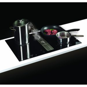 Air Uno COMBIFLOW 800 Air Venting Induction Hob – BLACK