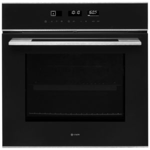 Caple C2401 Sense Built In Pyrolytic Single Oven – BLACK