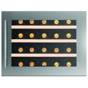 Caple WC6400 46cm Integrated In Column Wine Cooler – STAINLESS STEEL