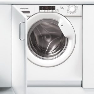 De Dietrich DLZ814I 8kg Fully Integrated Washing Machine