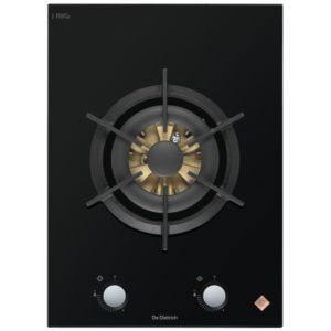De Dietrich DPG7449B 38cm Wide Domino Wok Burner – BLACK