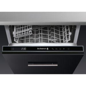De Dietrich DVH1044J 45cm Fully Integrated Slimline Dishwasher