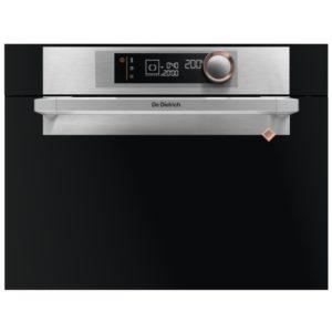 De Dietrich DKV7340X Compact Steam Multifunction Oven – PLATINUM