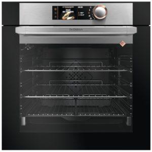 De Dietrich DOP7785X DX3 Built In Pyrolytic Multifunction Single Oven – PLATINUM