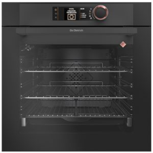 De Dietrich DOP7574A DX2 Built In Pyrolytic Multifunction Single Oven – BLACK