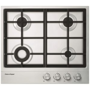 Fisher Paykel CG604DLPX1 60cm LPG Gas Hob – STAINLESS STEEL