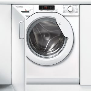 Hoover HBWM816S-80 8kg Fully Integrated Washing Machine 1600rpm