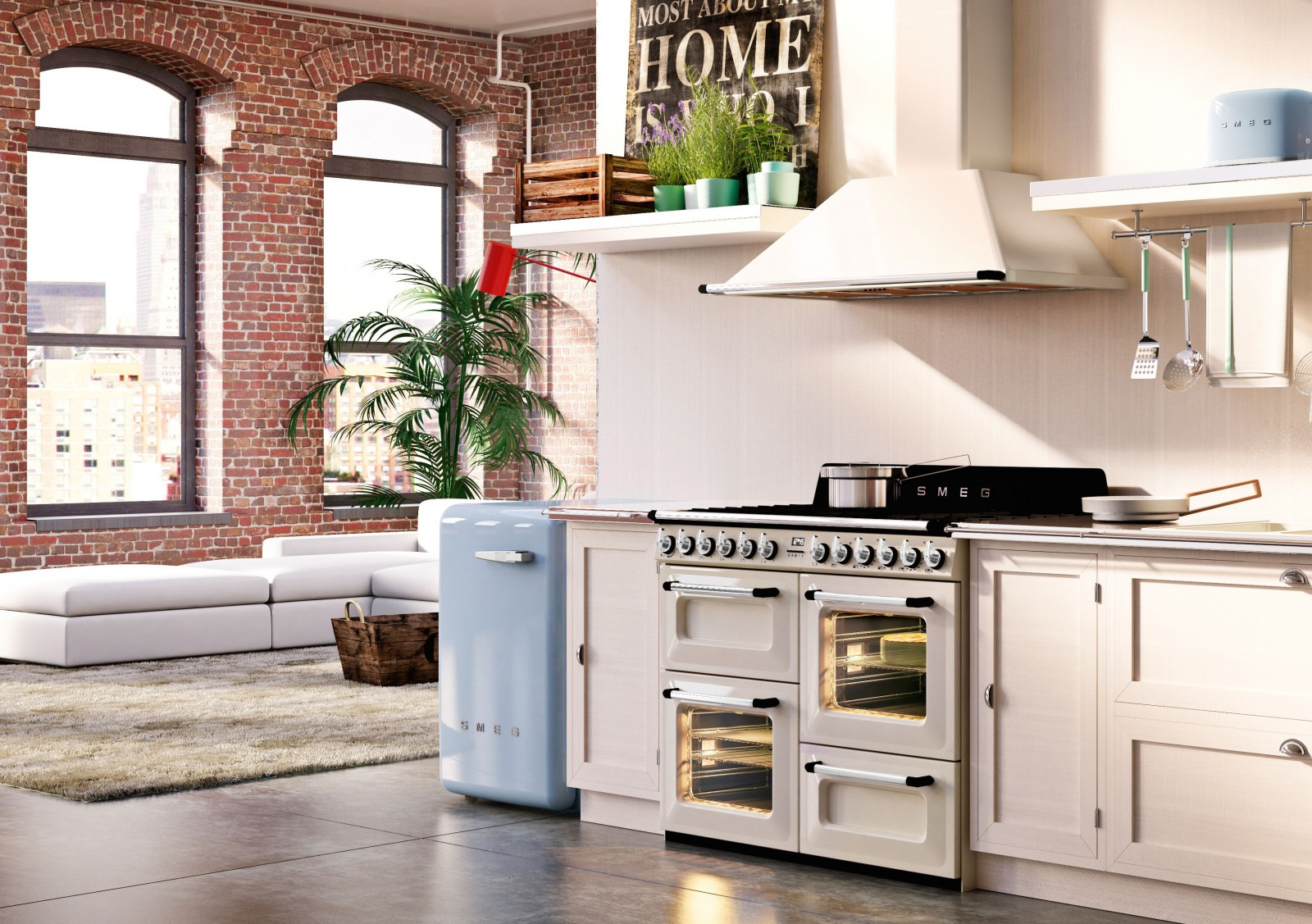 Smeg Hood Offer at Appliance City