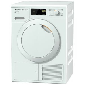 Miele TDD220 8kg T1 Active Family Classic Heat Pump Condenser Tumble Dryer – WHITE