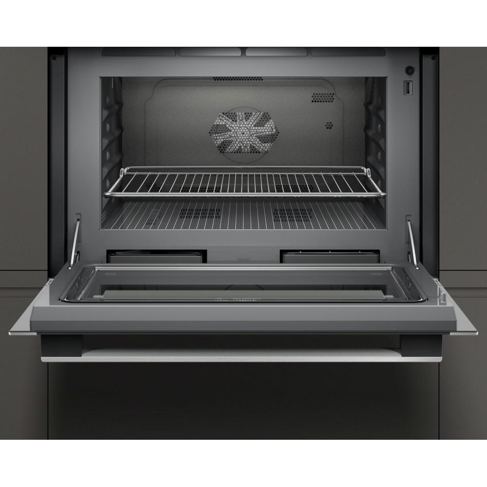 Built In Microwave Steam Oven: Neff C1APG64N0B N50 Built In Combination Microwave & Steam