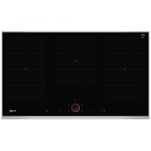 Neff T59TS61N0 92cm FlexInduction Hob – STAINLESS STEEL