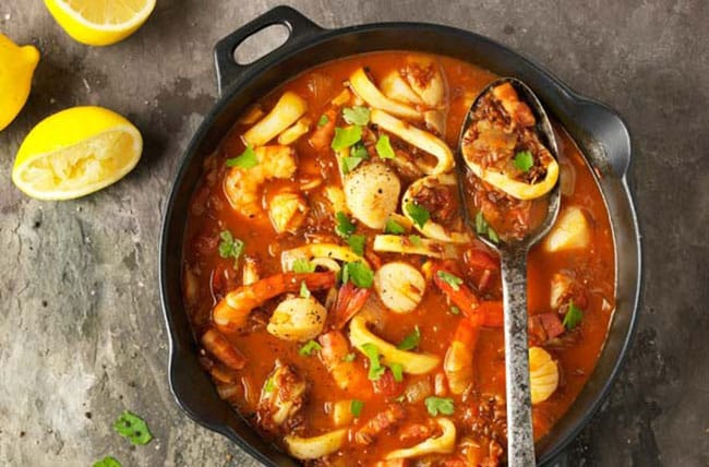 Appliance City - Recipes - Fish Stew