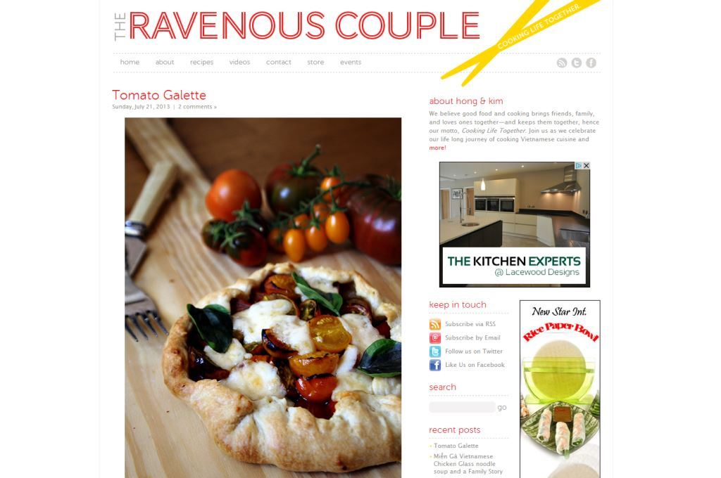 ravenous couple