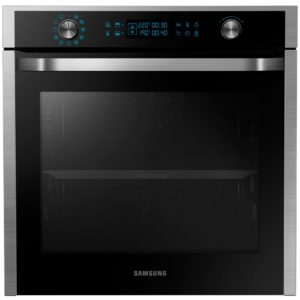 Samsung NV75J7570RS Built In NV9900J Pyrolytic Dual Cook Single Oven – STAINLESS STEEL